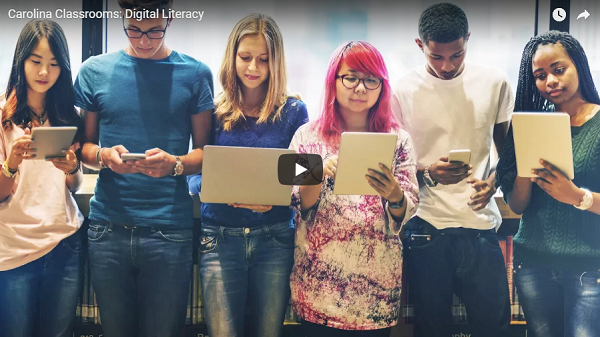 SCETV Carolina Classrooms - Digital Literacy