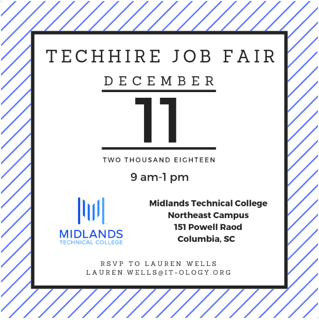 TechHire Job Fair