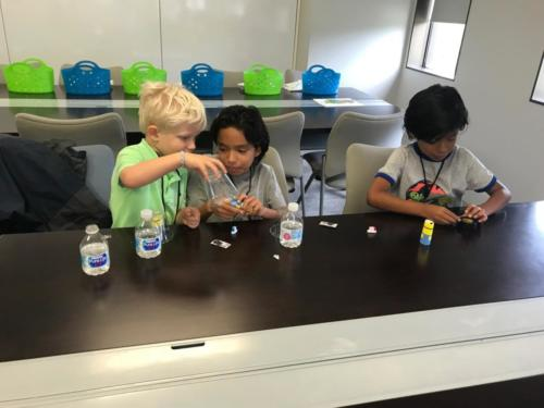 Tech Explorers August 2018 - PreK - 2nd Grade