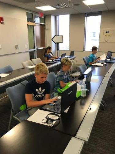 Tech Creative Arts July 2018 - Middle School
