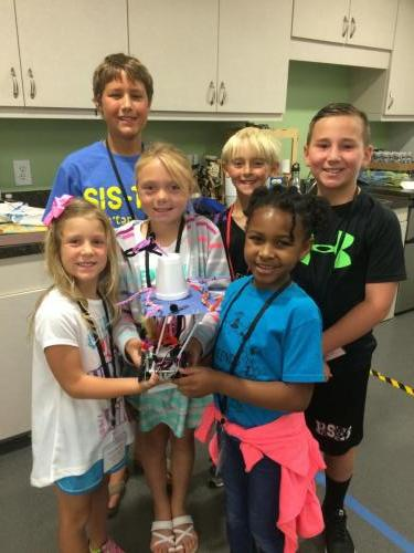 Makers Camp - Elementary - 2017