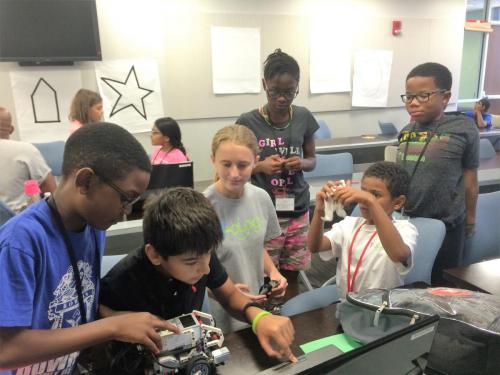 Robotics - Elementary